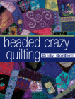 Beaded Crazy Quilting Cover Image