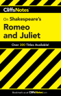 CliffsNotes on Shakespeare's Romeo and Juliet Cover Image