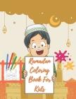 Ramadan coloring book for kids: My ramadan coloring book Cover Image