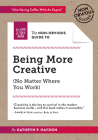The Non-Obvious Guide to Being More Creative (Non-Obvious Guides #5) Cover Image