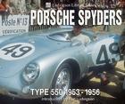 Porsche Spyders: Type 550 1953-1956 Cover Image