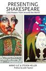 Presenting Shakespeare: 1,100 Posters from Around the World Cover Image