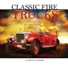 Classic Fire Trucks Calendar 2020: 16 Month Calendar Cover Image
