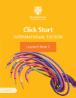 Click Start International Edition Learner's Book 7 with Digital Access (1 Year) [With eBook] Cover Image