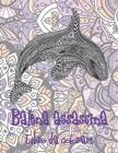 Balena assassina - Libro da colorare Cover Image