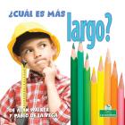 ¿cuál Es Más Largo? Cover Image