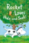 Rocket Loves Hide-and-Seek! Cover Image