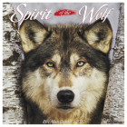 Spirit of the Wolf 2020 Wall Calendar Cover Image