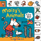 Maisy's Animals: A First Words Book Cover Image