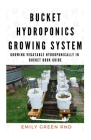 Bucket Hydroponics Growing System: Growing vegetable hydroponically in bucket book guide Cover Image