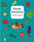 Rezept Notizbuch Cover Image
