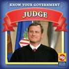 Judge (Know Your Government) Cover Image