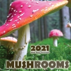 Mushrooms 2021 Mini Wall Calendar Cover Image