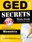 GED Secrets Study Guide: GED Exam Review for the General Educational Development Tests Cover Image