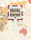 Travel Journal Greece Cover Image