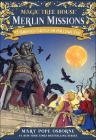 Haunted Castle on Hallows Eve [With Spooky Stickers] (Magic Tree House #30) Cover Image
