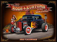 Cal 2022- Hot Rods & Kustoms Cover Image