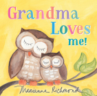 Grandma Loves Me! (Marianne Richmond) Cover Image