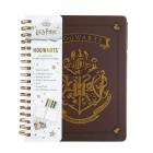 Harry Potter: Hogwarts 12-Month Undated Planner: (Harry Potter School Planner School, Harry Potter Gift, Harry Potter Stationery, Undated Planner) Cover Image