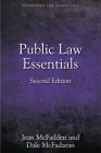 Public Law Essentials (Edinburgh Law Essentials) Cover Image