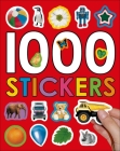 1000 Stickers: 1000 Stickers (Sticker Activity Fun) Cover Image