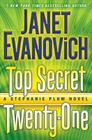 Top Secret Twenty-One: A Stephanie Plum Novel (Stephanie Plum Novels) Cover Image