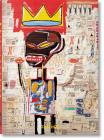 Jean-Michel Basquiat. 40th Anniversary Edition Cover Image