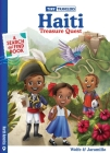 Tiny Travelers Haiti Treasure Quest Cover Image