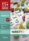 11+ Practice Papers, Variety Pack 3, Multiple Choice Cover Image