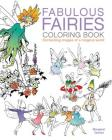 Fabulous Fairies Coloring Book: Enchanting images of a magical world (Arcturus Coloring Books #1) Cover Image