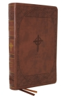 Nabre, New American Bible, Revised Edition, Catholic Bible, Large Print Edition, Leathersoft, Brown, Comfort Print: Holy Bible Cover Image