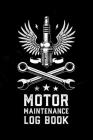 Vehicle Maintenance Log Book: Motor service and repair record log for cars, trucks and vans. Monthly checks, oil change and emergency equipment chec Cover Image