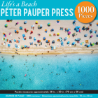 Life's a Beach 1,000 Piece Jigsaw Puzzle Cover Image