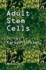 Adult Stem Cells Cover Image