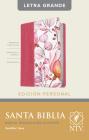 Santa Biblia Ntv, Edición Personal, Letra Grande (Letra Roja, Sentipiel, Rosa) Cover Image