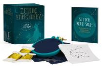 Zodiac Embroidery: Stitch Your Sign! (RP Minis) Cover Image