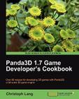 Panda3d 1.7 Game Developer's Cookbook Cover Image
