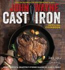 John Wayne Cast Iron Official Cookbook Cover Image