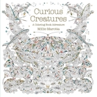 Curious Creatures: A Coloring Book Adventure Cover Image