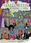 Halloween Playing Cards Cover Image
