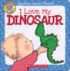 I Love My Dinosaur (Love Meez) Cover Image