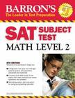Barron's SAT Subject Test Math Level 2 Cover Image