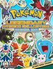 Pokemon Legendary Sticker Collection: Regional Pass Cover Image