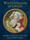 White Stallion of Lipizza Cover Image