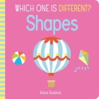 Which One Is Different? Shapes Cover Image