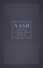 Nasb, Thinline Bible, Paperback, Red Letter Edition, 1995 Text, Comfort Print Cover Image