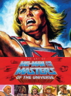 Art of He Man and the Masters of the Universe Cover Image