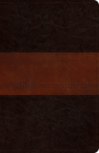 ESV Reference Bible (Trutone, Deep Brown/Tan, Trail Design) Cover Image