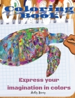 Express your imagination in colors Cover Image
