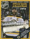 NHL Official Guide & Record Book 2012 Cover Image